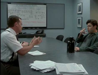 Office Space & Time